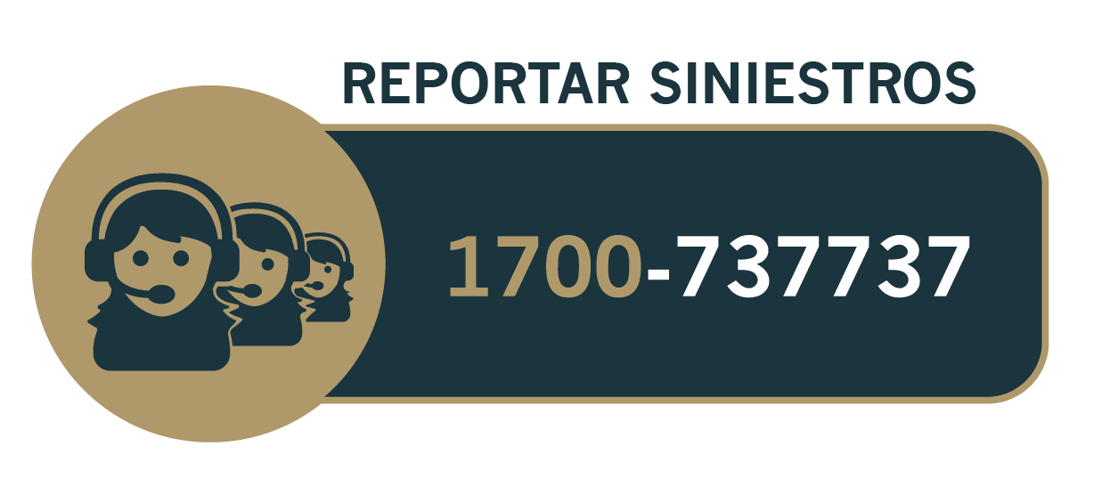 Reportar Siniestros 1700-737737
