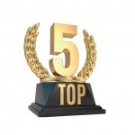 Estamos en el Top 5 de Brokers Ecuatorianos